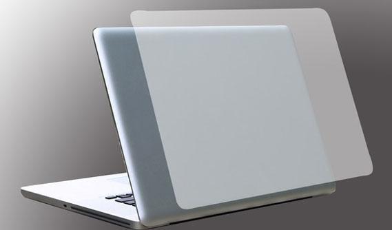 محافظ پوسته گارد پشت لپ تاپ