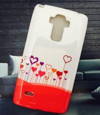 قاب ژله ای طرحدار LG G4