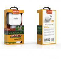 شارژر اورجینال ال دینیو DL-AC70 فست شارژ 3.4 آمپر LDNIO-DL-AC70 3.4 amp charger original