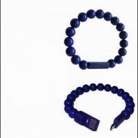 کابل USB موبایل طرح دستبند