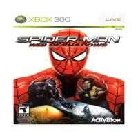 بازی SPIDER MAN WEB OF SHADOWS XBOX 360