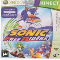 بازی SONIC FREE RIDERS XBOX 360