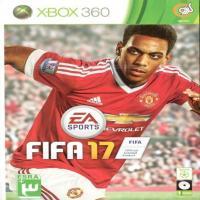 بازی FIFA 17 - XBOX 360
