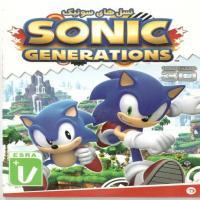 بازی SONIC GENERATIONS نسل های سونیک