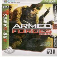 بازی ARMED FORCES corp (رسته نیروهای مسلح)
