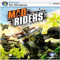 بازی MAD RIDERS (سواران دیوانه)