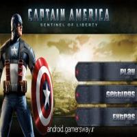 بازی CAPTAIN AMERICA