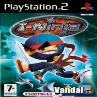 بازی I-Ninja (PS2) آی نینجا