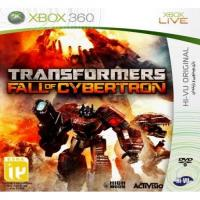 بازی TRANSFORMERS FALL OF CYBERTRON XBOX 360