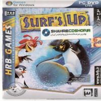 بازی SURFS UP (موج سواری)