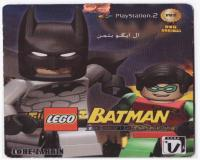 بازی LEGO BATMAN PS2