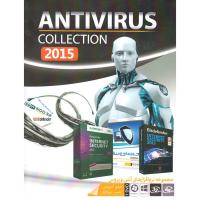 نرم افزار ANTIVIRUS COLLECTION 2015