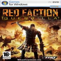 بازی RED FACTION