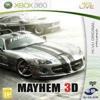 بازی MAYHEM 3D XBOX 360