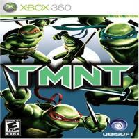 بازی لاکپشت های نینجا XBOX 360