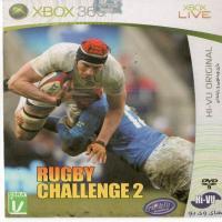 بازی RUGBY CHALLENGE 2 XBOX 360
