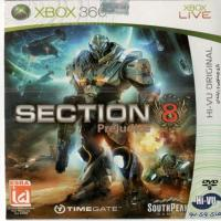 بازی SECTION 8 Prejudice XBOX 360