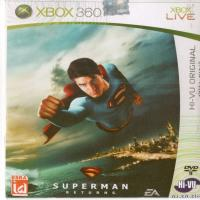 بازی SUPERMAN RETURNS XBOX 360