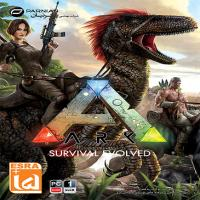 بازی ARK SURVIVAL FVOLVED