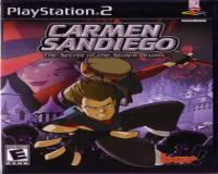بازی CARMEN SANDIEGO PS2