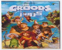 کارتون کرودز - THE CROODS