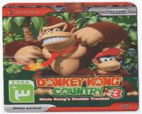 بازی DONKEY KONG COUNTRY 3 PS2