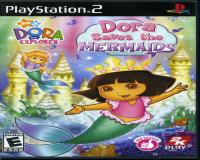 بازی Dora Saves the MERMAIDS PS2