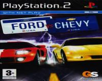 بازی FORD VS CHEVY PS2