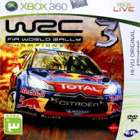 بازی WRC 3 FIA WORLD RALLY XBOX 360