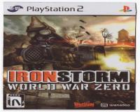 بازی IRON STORM PS2
