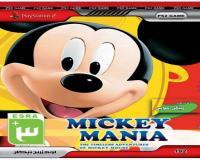 بازی MICKEY MANIA PS2