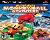 بازی MONKEY BALL ADVENTURE PS2