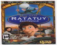 بازی RATATUY RATATOUILLE PS2