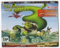 بازی SHREK THE THIRD PS2 (شرک 3)