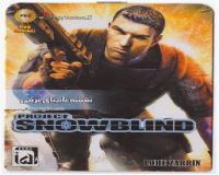 بازی PROJECT SNOWBLIND PS2 (نقشه نابینای برفی)