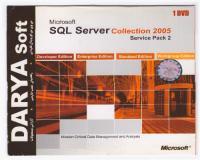 نرم افزار Microsoft SQL Server Collection 2005 SP2