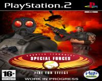 بازی SPECIAL FORCES PS2