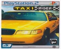 بازی TAXI RIDER PS2