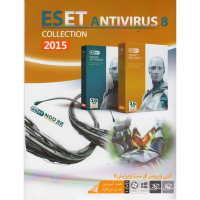 نرم افزار ESET Antivirus 8 (Collection 2015)