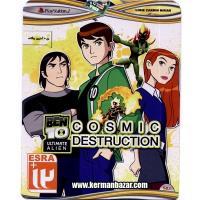 بازی BEN 10 (PS2) بن 10 آخرین بیگانه