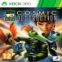 بازی BEN 10 COSMIC DESTRUCTION XBOX 360