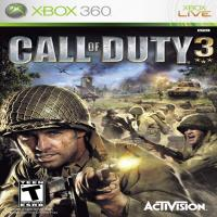 بازی CALL OF DUTY 3 XBOX 360
