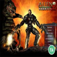 بازی Alien Shooter 2 (آلین شوتر 2)