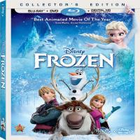 انیمیشن بسیار زیبای یخ زده Frozen 2013