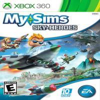بازی MY SIMS SKY HEROES XBOX 360