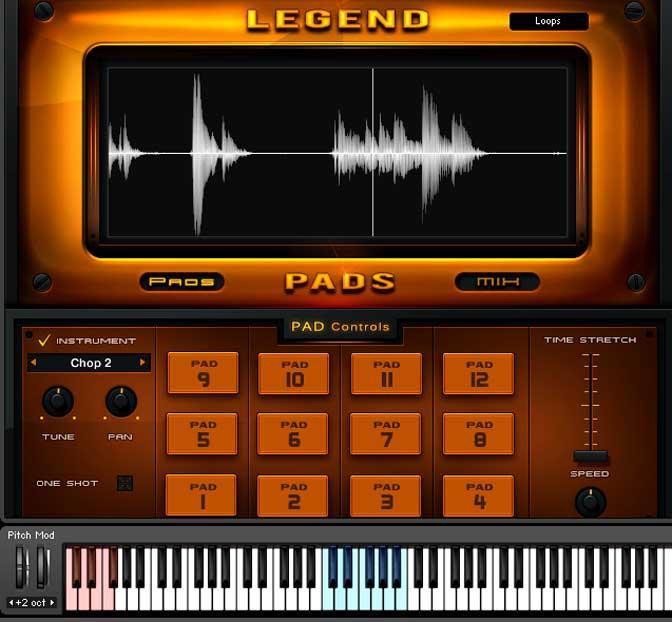 خرید اینترنتی ابزار ساخت موزیک رپ و آر اند بی StudioLinkedVST Legend Collection