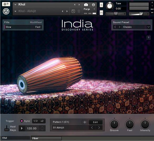 خرید اینترنتی وی اس تی سازهای هندی Native Instruments Discovery Series India