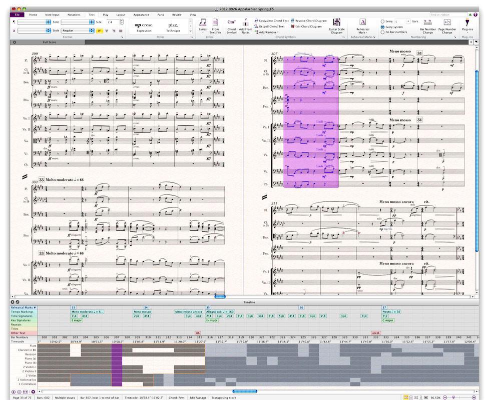 خرید اینترنتی سیبلیوس 8 با فول کانتنت Avid Sibelius 8.0.0.66
