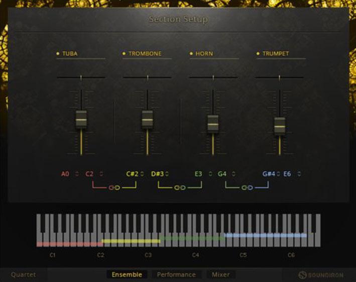 خرید اینترنتی وی اس تی سولو هورن Native Instruments Symphony Series Brass Solo