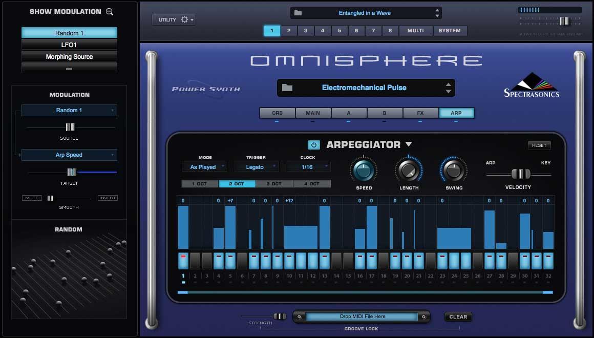خرید اینترنتی وی اس تی امنیسفر 2 Spectrasonics Omnisphere 2
